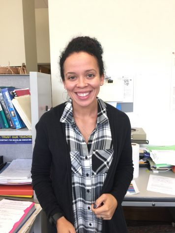 Faculty Position Update: Stephanie Hunt, Social Studies and African American and Latino Scholars teacher
