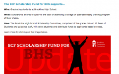 Q&A with Dean of Students Scott Butchart regarding BHS scholarships