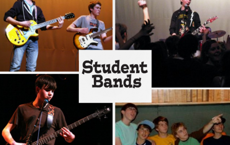 An inside look at student bands