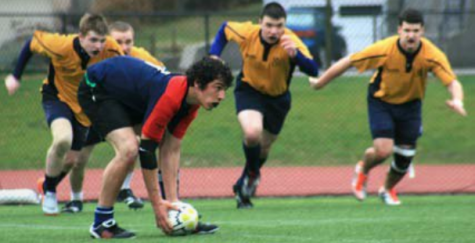Rugby plagued by injuries