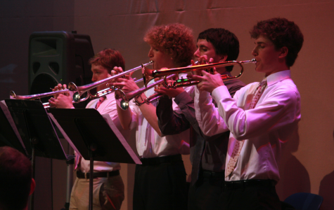 Improvisation invigorates annual Jazz Band concert