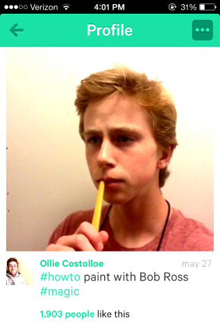 Simple process leads to Vine fame