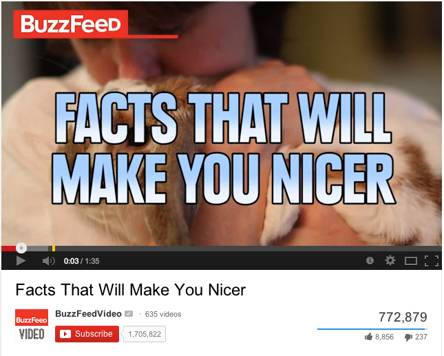 Peer Leadership draws inspiration from Buzzfeed for campaign