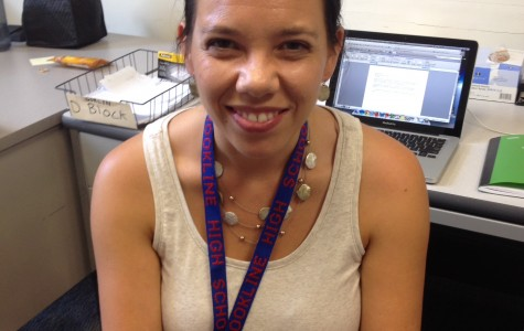 New Teacher Q&A: Sophie Gorlin, English