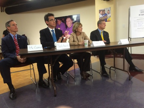 A conversation with the candidates: the Massachusetts Youth Governor Forum