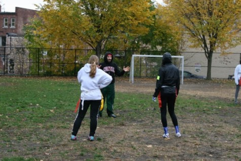 Participants praise unifying nature of Powderpuff game