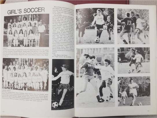 Where are they now? 1988 girls varsity soccer team