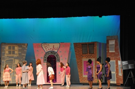 """Review of Musical: """"Hairspray"""""""