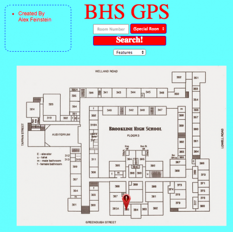 Website aids students in navigating the high school
