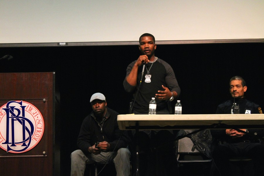 Recap: Asking For Courage Day of discussion on race and racism