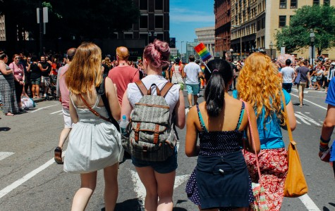 The 2015 Boston Pride Parade took place on Saturday, June 13. Photo by Sofia Tong.