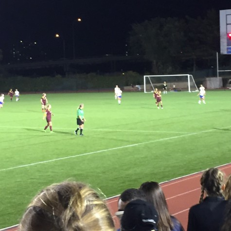GVS vs. Weymouth 9/25/15
