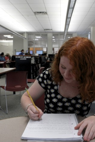 Creative writing classes let students explore imagination