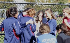 Temperature Changes in Cross Country