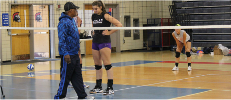 New players improve dynamic of volleyball team