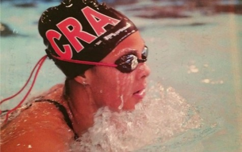 Player Profile: Thea Charles-Moon, girls varsity swimming