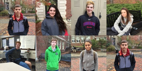Peeps on the Street: How does playing a sport affect your social life at the high school?