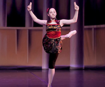 Feature: Brookline Ballet School's