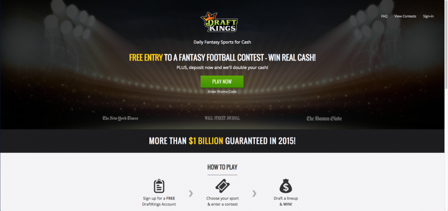 COLUMN: Fantasy sports websites' controversy spurs conversation about sports gambling