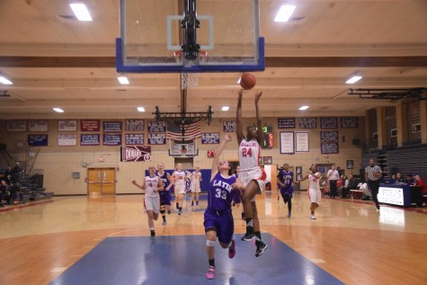 Girls basketball prevails in convincing victory over Boston Latin