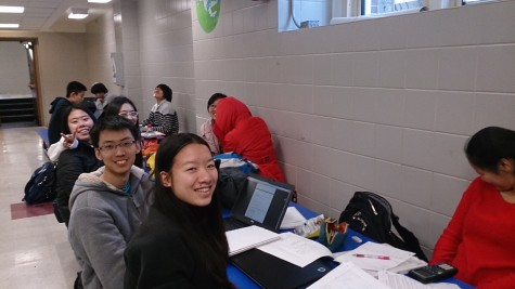 REEHAM CHOUDREY/ SAGAMORE STAFF 