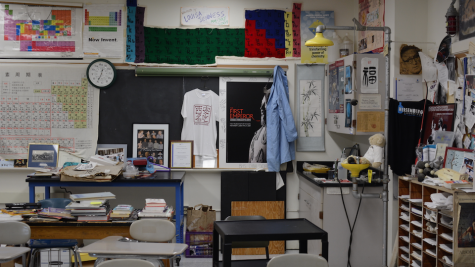 Teachers decorate classrooms to inspire students