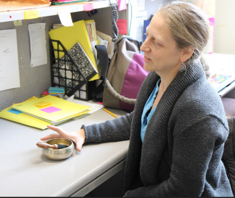 Teacher Desk Feature: World Language Teacher Elizabeth Gorman