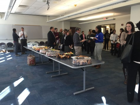 The Diversity Hiring Committee hosts open house at high school