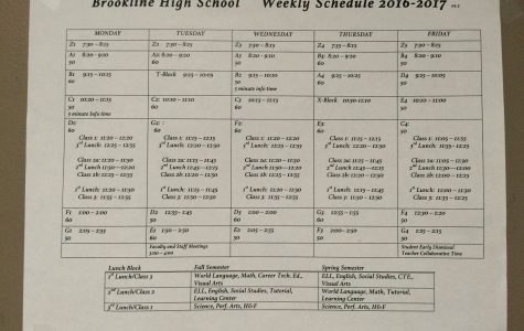 School community faces various scheduling challenges