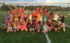 Soccer participates in events to benefit the community