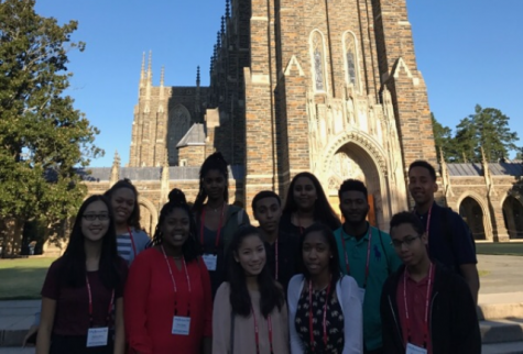Students attend annual Minority Students Achievement Network conference