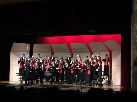 Review: Winter Concert 2016