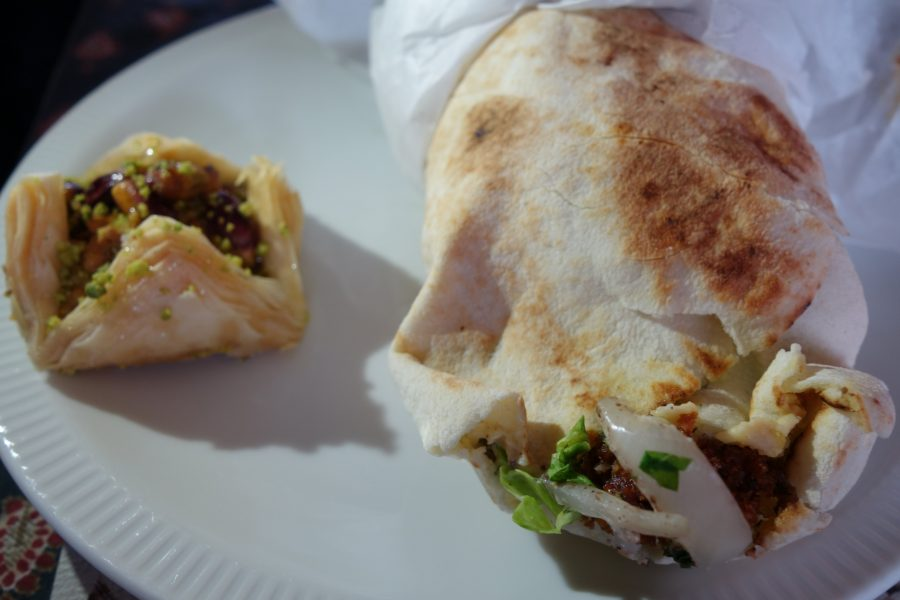 The food from this month's ROM, Shawarma King, is far from awful.