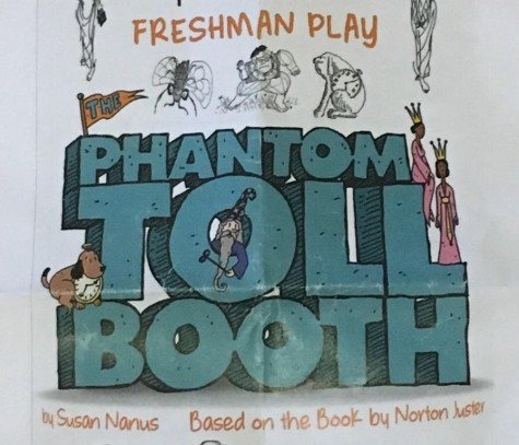 Freshman Play Review: The Phantom Tollbooth