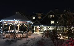 Decorated Houses in Brookline