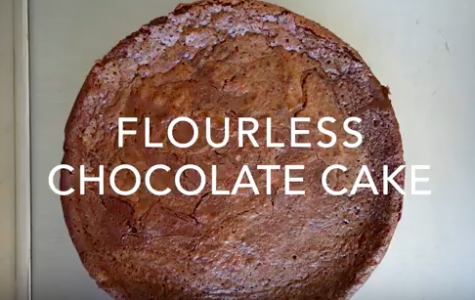 Baking with Susanna: Passover Flourless Chocolate Cake
