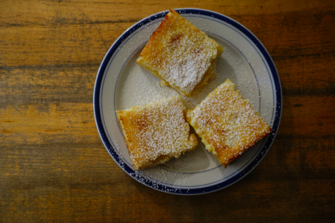 Baking with Susanna: Mother's Day Lemon Bars