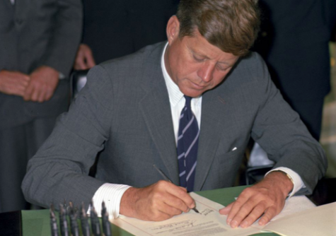 Kennedy battled religious bias in election campaign