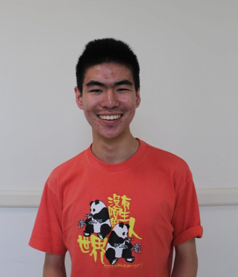 Yiming Fu, Co-Editor-in-Chief