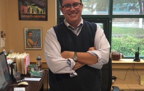 Heath principal receives widespread support after coming out as transgender