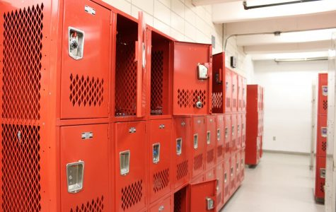 The Tappan Gymnasium has been a common location for thefts at the high school. Assistant Headmaster Hal Mason advises students to be cautious when in possession of valuable items. ANI MATHISON/SAGAMORE STAFF