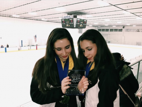 Twin skating standouts continue to improve