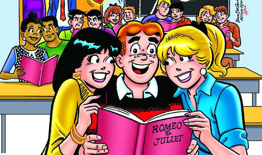 CW's new hit TV show, Riverdale, is based on the Archie comics, but has changed the plot dramatically.