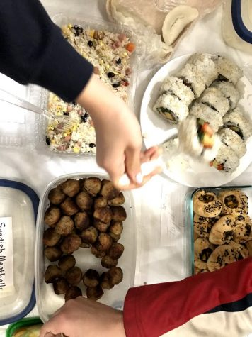 Thanksgiving event welcomes international students to community