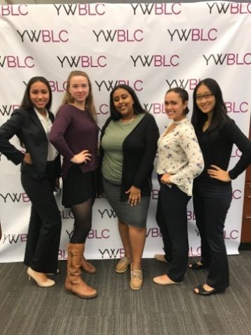 Students attend women's business conference at Harvard