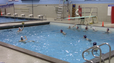 Water polo team raises competition level in their second year
