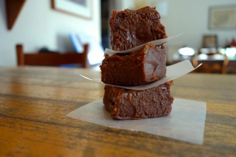Baking with Susanna: Salted caramel & chocolate fudge