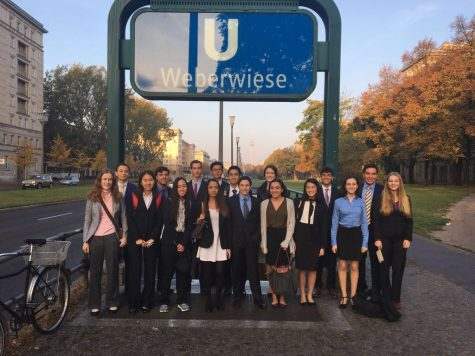 Speakers inspire students at the World Health Summit in Berlin