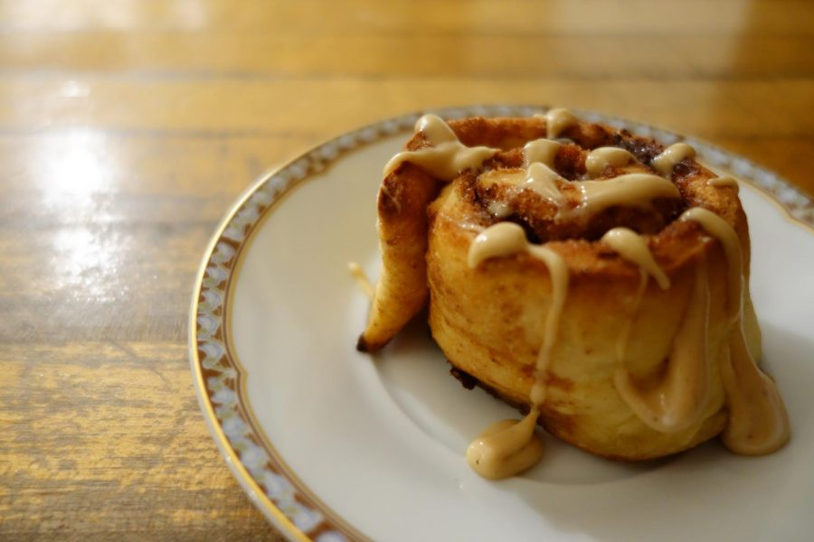 Baking with Susanna: Espresso cinnamon rolls