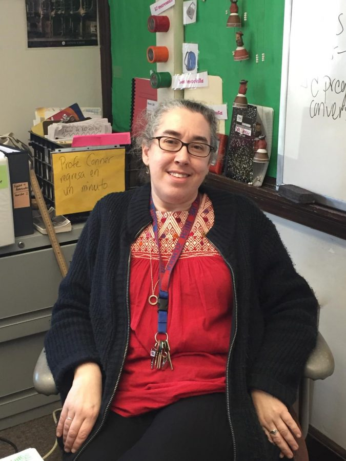 Spanish teacher Alisa Conner has explored many Spanish-speaking countries and connects her travels to her class. She has chaperoned high school trips as well, such as the Mexico trip three years ago and the Spain trip last year.